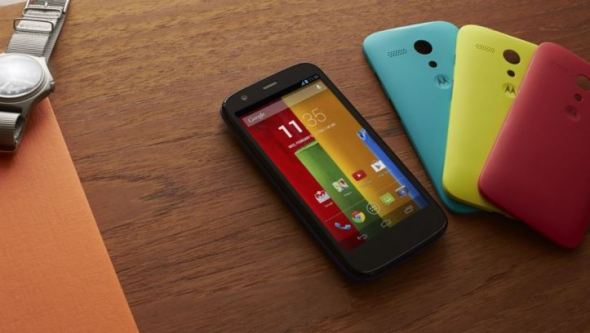 Moto G Announcement 1