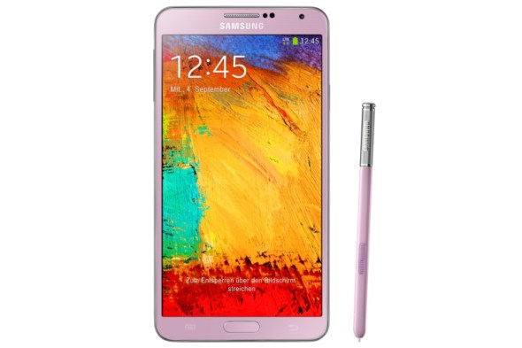 Samsung_GALAXY_Note_3_SM-N9005_rosa_front_S Pen 1