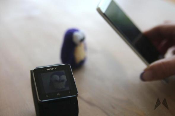 Sony Smartwatch 2 IMG_5715