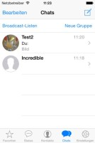 WhatsApp iOS Messenger Update (1)