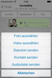 WhatsApp iOS Messenger Update (7)