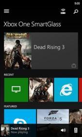 Xbox One SmartGlass Screens (1)