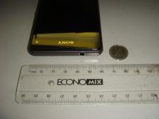 Der 3,5mm-Klinkenanschluss.