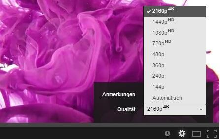 4k youtube