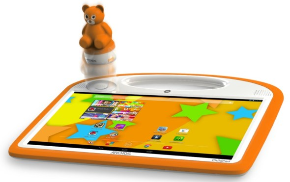 ARCHOS-101-ChildPad-Unplugged-Figurine 1