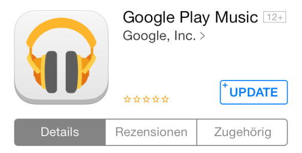 how to update google play