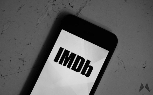 IMDb Header