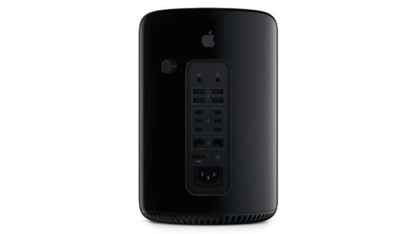 Mac Pro Rückseite