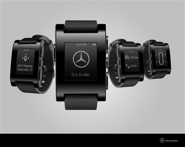 Mercedes-Benz Pebble