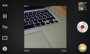 Motiongraph for Xperia