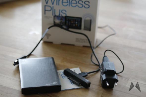 Seagate Wireless Plus Festplatte _MG_6366