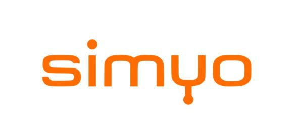 Simyo Logo Header