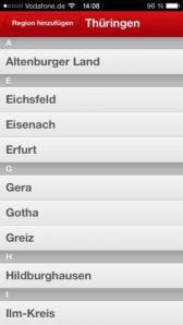 WetterAlarm iOS (5)