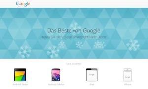 das beste von google apps
