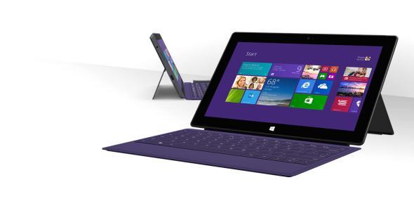 Microsoft Surface Pro 2: ein Laptop in Tablet-Bekleidung