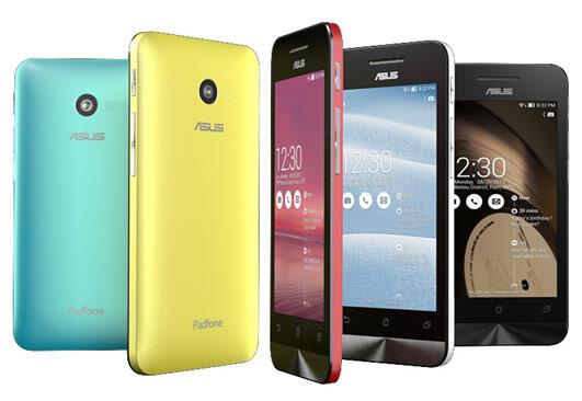 ASUS Announces ZenFone 4, ZenFone 5 and ZenFone 6