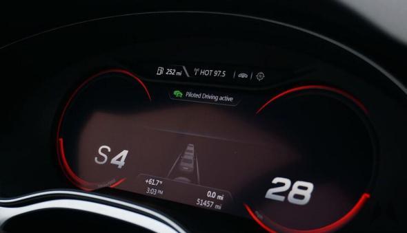 Audi Automones Fahren