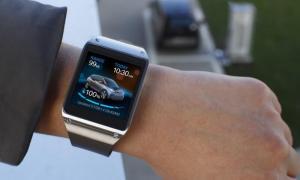 Galaxy Gear and BMW i3 (1) 2