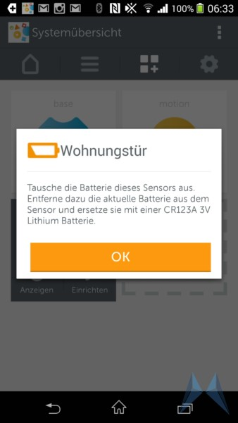 Gigaset Elements Safety Starter Kit Screen (2)