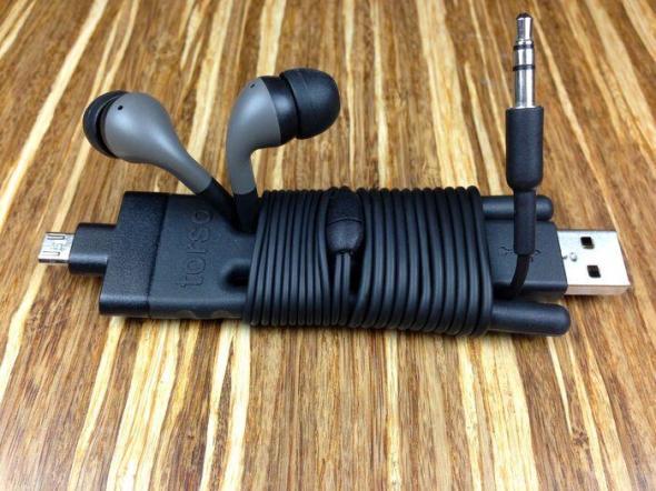 Kickstarter Torso Kopfhörer