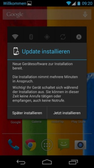 Moto G Android KitKat Update  (3)