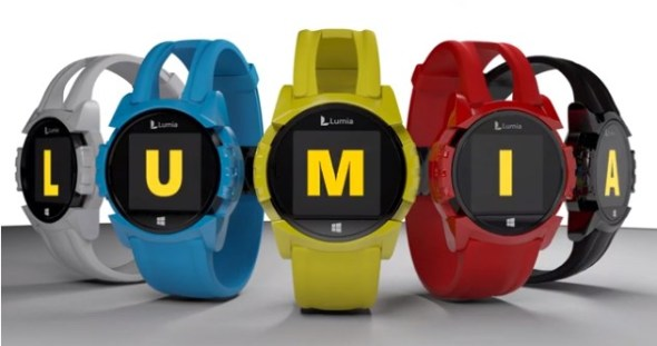 Nokia Lumia SmartWatch 01