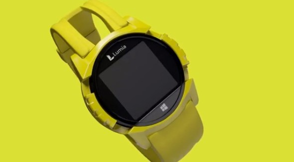 Nokia Lumia SmartWatch 02