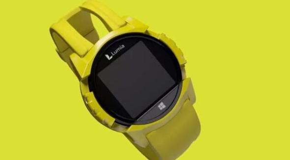Nokia Lumia SmartWatch 02