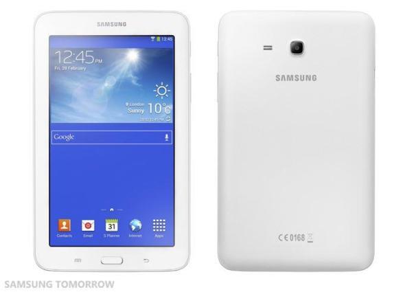 Samsung Galaxy Tab 3 Lite Weiß
