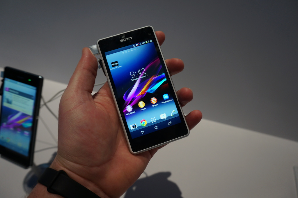 Sony Xperia Z1 Compact 1