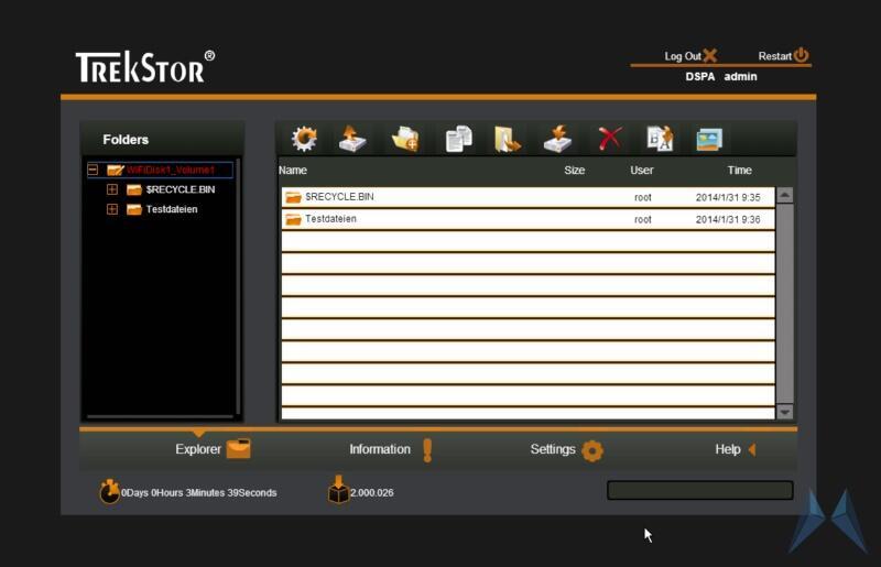TrekStor DataStation pocket air Test (4)