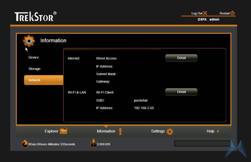 TrekStor DataStation pocket air Test (5)