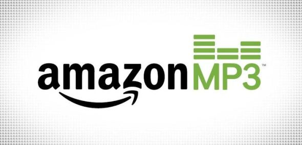 Amazon MP3 Musik Header