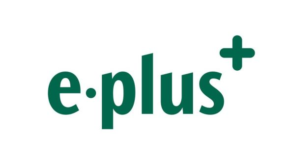 E-Plus eplus Logo Header