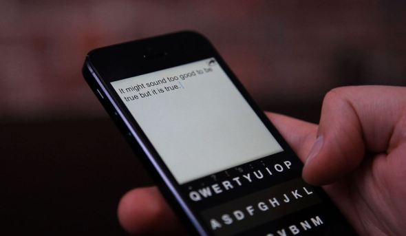 Flesky iOS iPhone Header