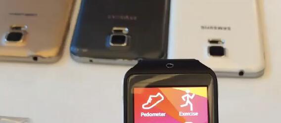 Galaxy S5 Back