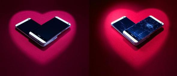 HTC One Herz