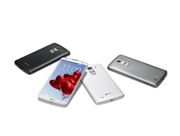 LG G Pro 2 Header