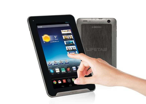 Medion Lifetab E7316 Header