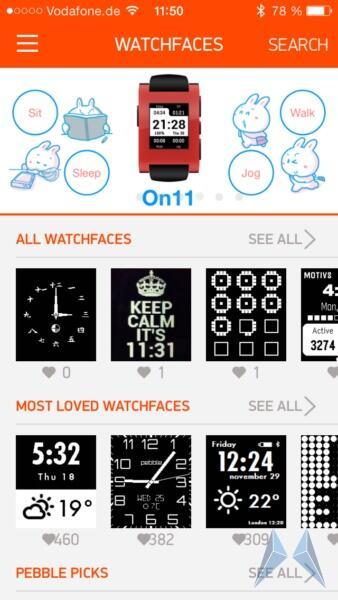 Pebble Smartwatch 2 (2) 1