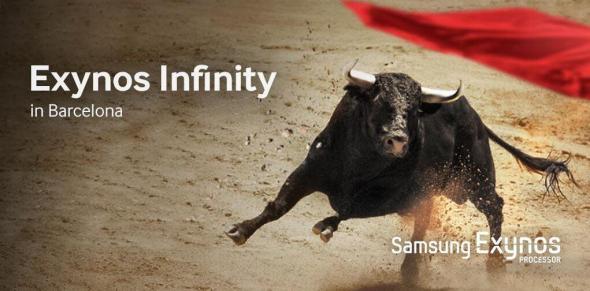 Samsung Exynos Inifnity MWC
