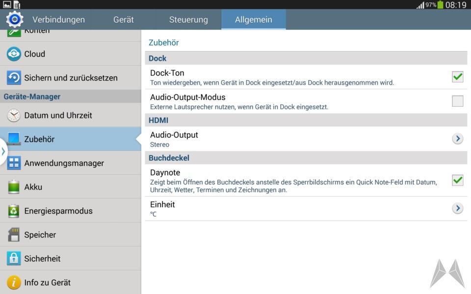Samsung Galaxy Note 10.1 2014 Edition Screenshot (10)