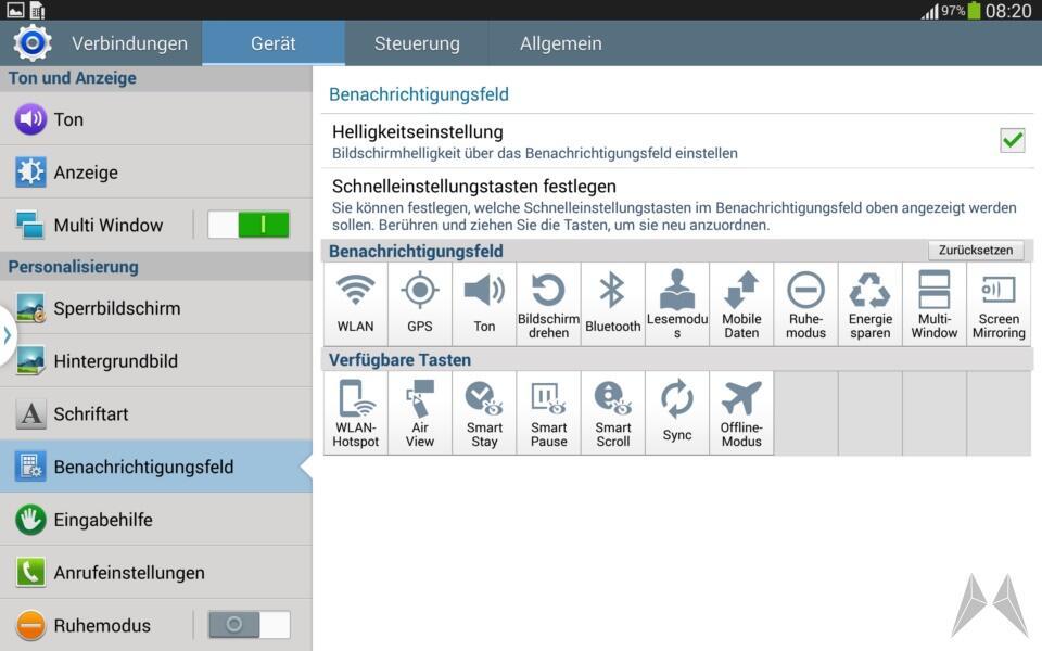 Samsung Galaxy Note 10.1 2014 Edition Screenshot (19)