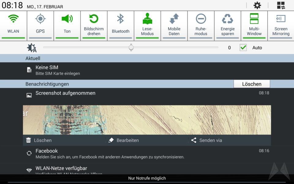 Samsung Galaxy Note 10.1 2014 Edition Screenshot (4)