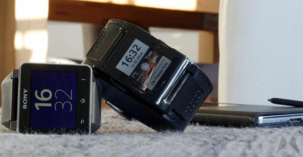 Smartwatch Header Uhr mobiFlip