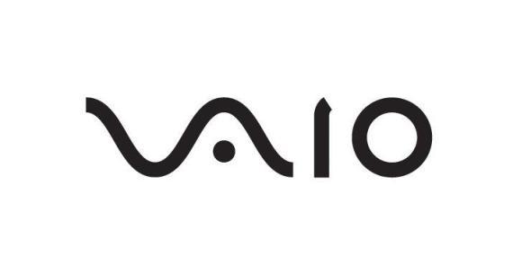 Sony VAIO Logo Header