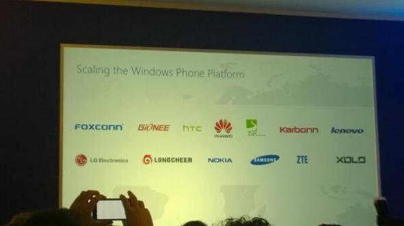 Windows Phone 8 Partner