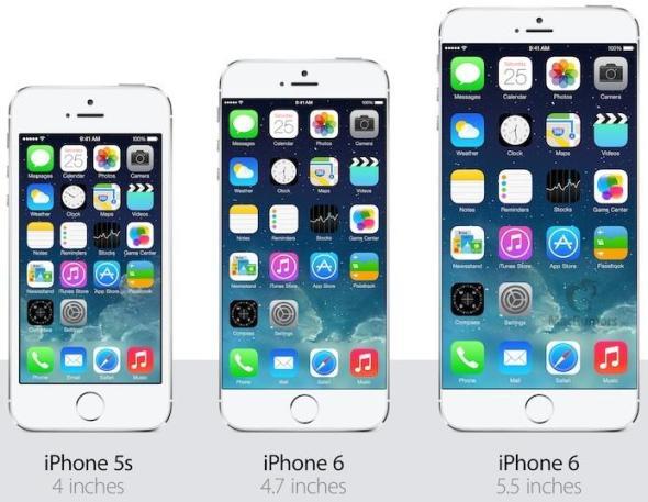 iPhone 2014 Konzept