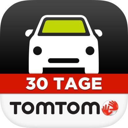 30 Tage TomTom Testversion AppIcon
