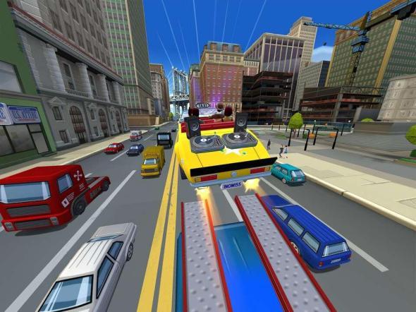 Crazy Taxi City Rush Screenshot (1)